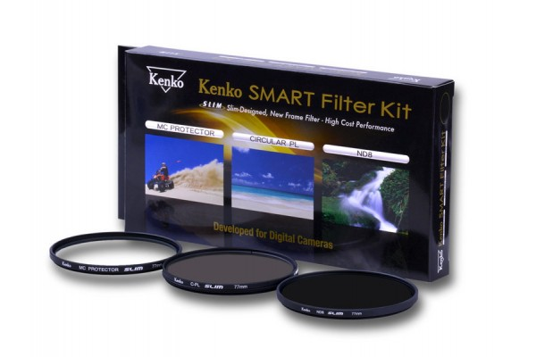 Kenko Smart Filter Kit Ø58mm